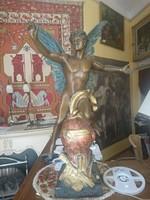Különleges bronz szobor eladó