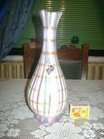 Retro kerámia váza - jelzett