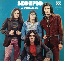 Skorpió Együttes A rohanás LP