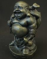 Buddha szobor bronz