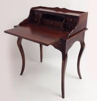 Neobarokk íróasztal, írószekreter