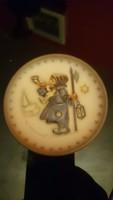 Hummel Goebel tányér