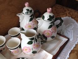 Fajansz reggeliző készlet Villeroy & Boch Wild Rose darabonként is megvásárolható