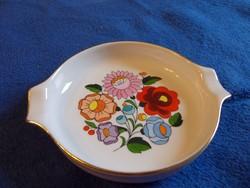Kalocsai porcelán hamutál