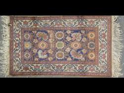 1980 Régi kézi csomózású szőnyeg 125 x 79