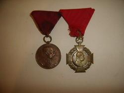 Ferenc József kitüntetés.