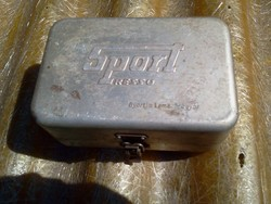 Alumínium doboz