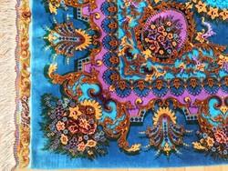 Stunning PERSIAN silk carpet