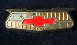 Chevrolet Impala embléma Detroit