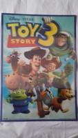 Plakát TOY STORY 3 Disney Pixar 3 dimenziós térhatású NAGYMÉRETŰ 67cmx47cm poszter