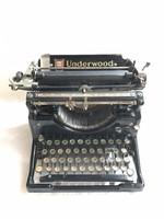 Underwood írógép