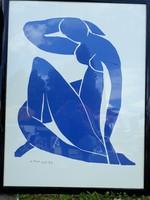 Henri Matisse Blue Nude, Kék Akt