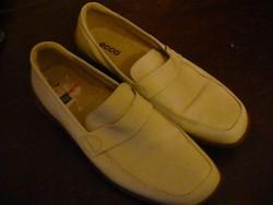ECCO férfi nagyon jó puha bőr cipő