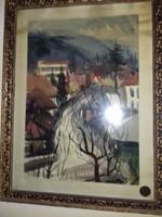 P.Ütő Erzsébet festőművésznő festményei