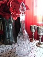 Kristály palack