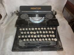 Antik remtor írógép