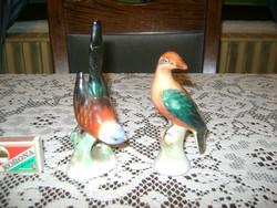 Bodrogkeresztúri madár figura - két darab