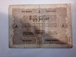 Nagyon Ritka 1 forint Kossuth bankó