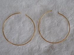 Karika fülbevaló 4 cm