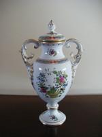 Herendi barokk fedeles váza