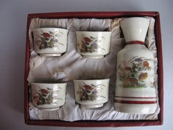 Régi, japán teás szett