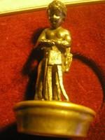 Puttos bélygző v.palackhoz figurális dugó