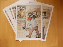 Altvater bessier plakát