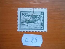 ARGENTÍNA 10 C 1959 CAYMAN C85