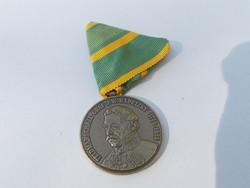 Osztrák Radetzky verdienste kitüntetés medál