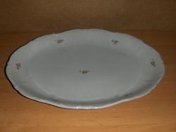 Zsolnay porcelán kínáló