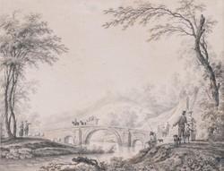 EREDETI Müntz tus rajz 1769-ből
