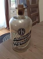 Antik kölnis üveg