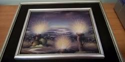 Đuro Popec, Duro Popec gyönyörű üvegfestménye