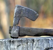 Középkori harci balta