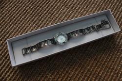 Izraeli ezüst óra (Shablool Didae)