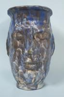 Nagyon ritka Eschenbach Jenő kerámia váza