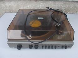 Retro LENCO SL 301 lemezjátszó