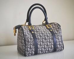 Christian Dior táska gyönyörű állapotban, gyűjtői ritkaság a divat szerelmeseinek