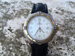Kronos egy gyönyörű svájci férfi óra (NOS)