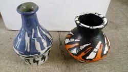Gorka Lívia kis vázák