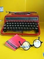 Ikonikus OLIVETTI STUDIO 42 írógép