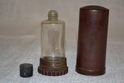 Gyűjtőknek!!! Kölnisüveg eredeti bakelit dobozában