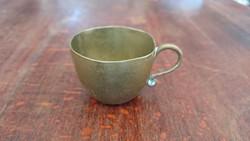Sárgaréz pohár (rsthl0126)