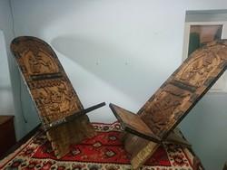 Faragott indiai szerelmi székek eladók