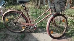Veterán Rabenick kerékpár.Jubeliumi kiadás