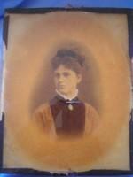 Dagerrotípia 1850 kortörténeti ritkaság lehet cromotópia is.