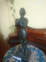 Bronz szobor eladó
