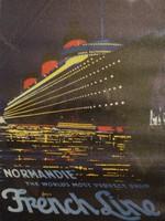 Normandia - ikonikus francia plakát