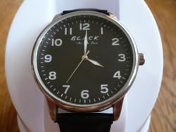 Kenneth Cole Black kvarc szerkezetű férfi óra