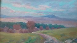 Festmény Gyökössy Lajos 1880-?